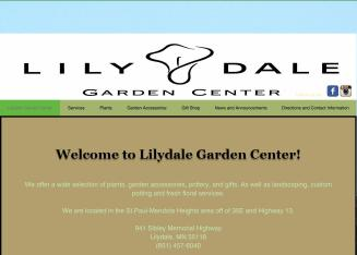 Lilydale+Garden+Center Website