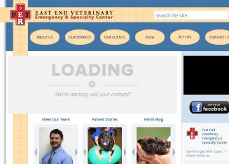 Veterinary+Emergency+and+Specialty+Center Website