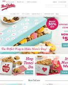 Mrs+Field%27s+Cookies Website