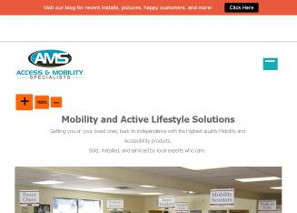 Mobility+Express Website