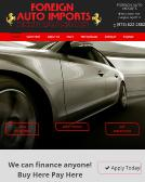 Foreign+Auto+Imports Website