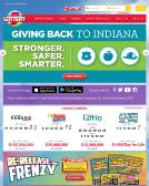 Hoosier+Lottery Website