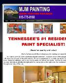 MJM+PAINTING Website
