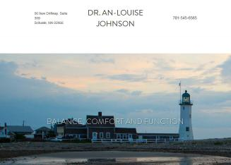 Johnson+An-Louise+DMD+MD Website