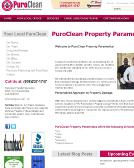 PuroClean+Property+Paramedics Website