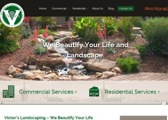 Victor's Landscaping, Inc.