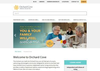Orchard Cove Continuing Care Retirement Community