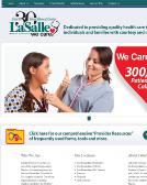 LA+Salle+Medical+Associate Website