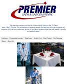 Premier+Linen+%26+Uniform Website