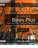Bikes Plus Pensacola Bikes Plus Website