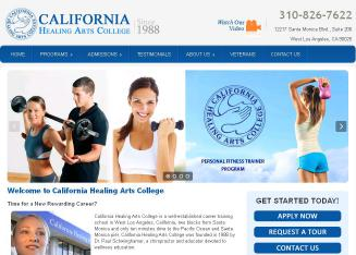 California Healing Arts College