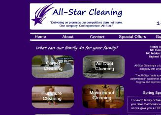 All-Star Cleaning Services