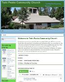 Twin+Peaks+Community+Church Website