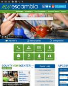 Escambia+County+Animal+Shelter Website