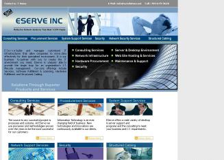 Eserve+Inc Website