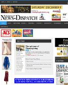 The+News-Dispatch Website