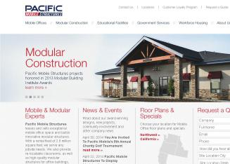 Pacific+Mobile+Structures%2C+Inc. Website