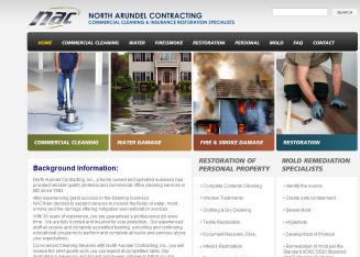 North Arundel Contracting - Commercial Cleaning & Insur