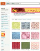 A Fabric Outlet