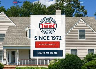 Twin Roofing, Siding, & Windows