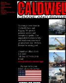 Caldwell+Crane+%26+Rigging+LLC Website