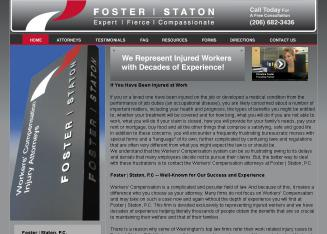 Foster+Staton Website