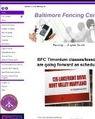 Baltimore Fencing Center