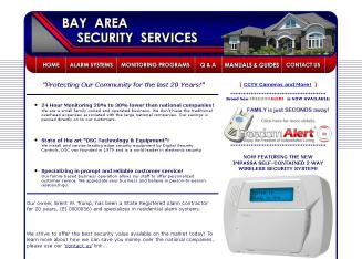Bay Area Security Services Inc