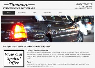 Timonium Transportation Services
