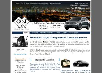 O+J+%26+Company+Mejia+Transportation Website