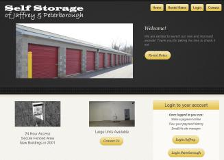Self Storage Of Jaffrey*
