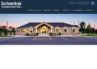 Schenkel+Construction+Inc. Website