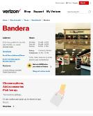 Verizon Wireless - Bandera Pointe/1167