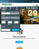 Frontier+Airlines+Inc Website
