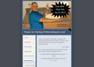 DTR Home Repairs and Improvements