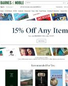 Barnes+%26+Noble+Booksellers Website
