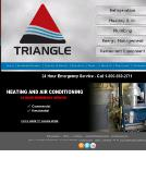 Triangle+Refrigeration+Co. Website