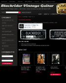 Blackrider+Vintage+Guitar Website