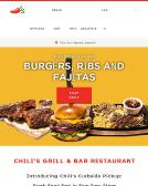 Chili%27s+Grill+And+Bar Website