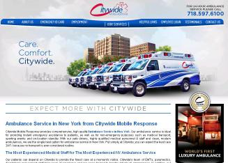Citywide+Mobile+Response+Corporation Website