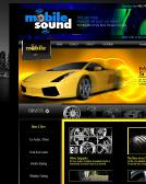 Mobile+Sound Website