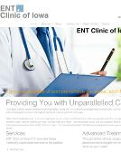 Ent Clinic Of Iowa