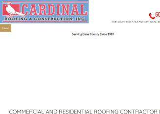 Cardinal+Roofing+%26+Construction+Inc Website