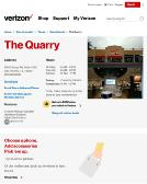 Verizon Wireless - Quarry
