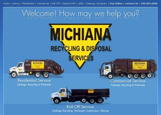 Michiana+Recycling+%26+Disposal+Services Website