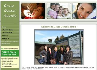Grace Dental Family & Cosmetic Dentistry