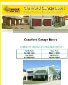 Crawford+Garage+Doors Website