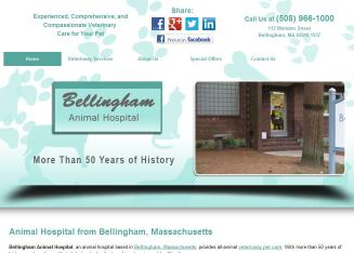Bellingham Animal Hospital