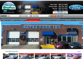 Hayes+Ford+Inc Website