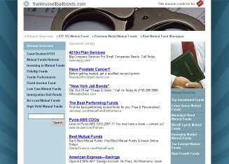Russell+Bail+Bonds Website